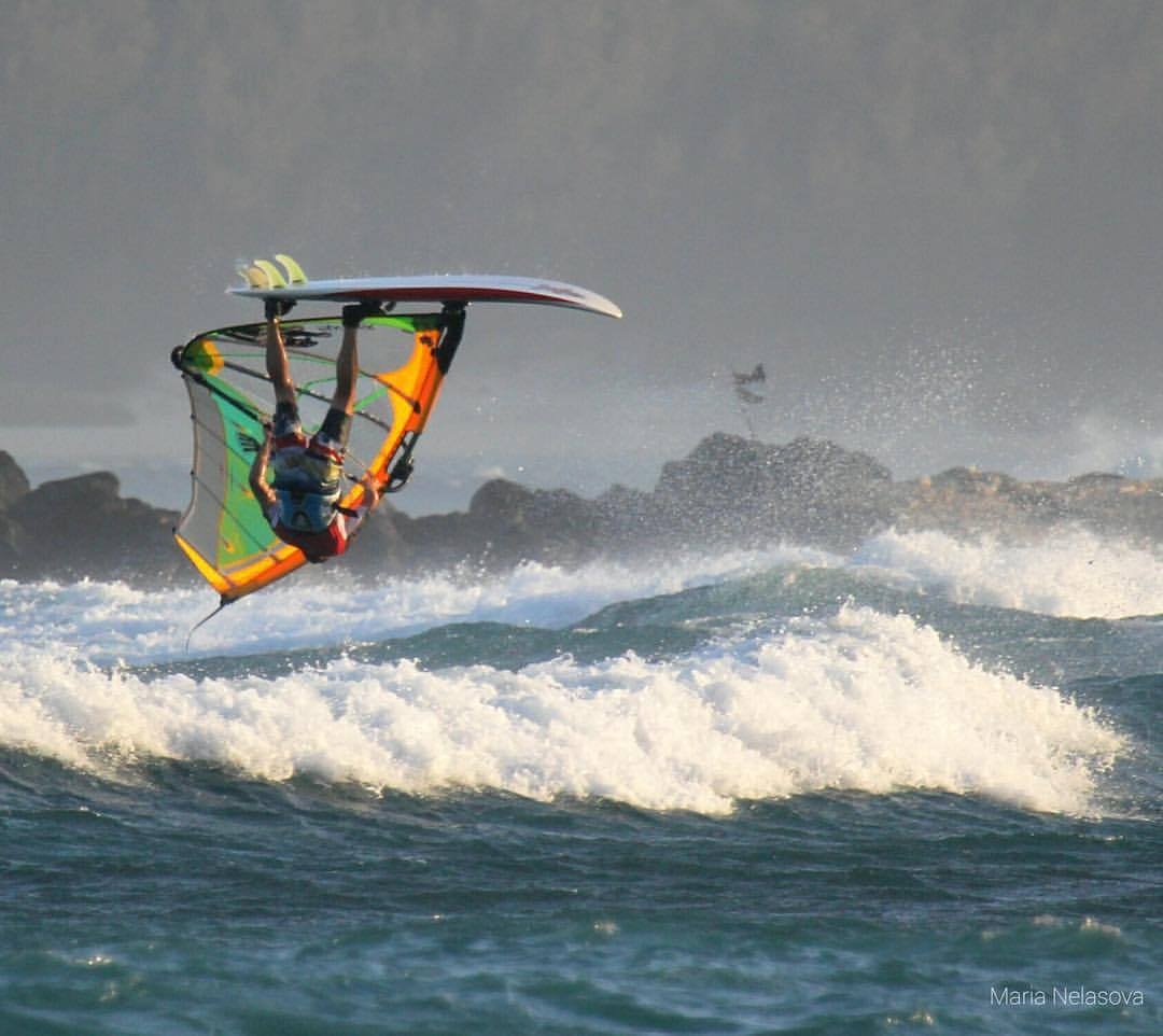 pritchard windsurfing now that s a tabletop maria nelasova