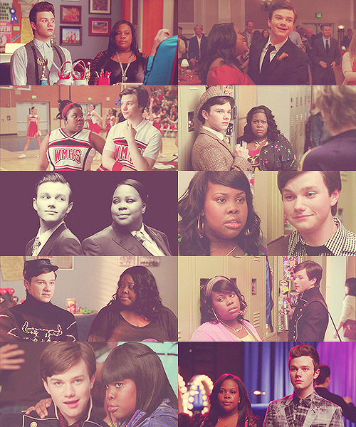 hummel-kurt-hummel:  Kurt Hummel Appreciation Week  Day 6: Favorite Kurt Friendship(s)
