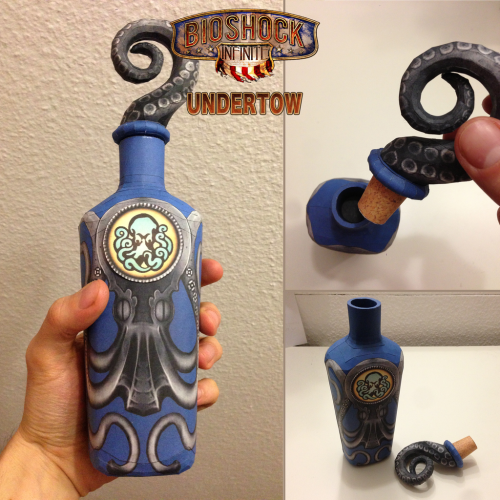 pxlbyte:  Awesome Bioshock Infinite Papercraft Article || Source || Related || Game