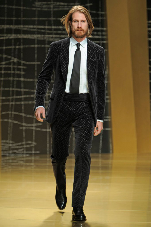 Ermenegildo Zegna Fall/Winter 2013 Menswear