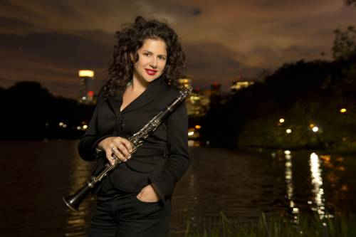 Jazz clarinetist Anat Cohen tells Terry Gross how the singing style of cantors influenced her playing:  Cantors have an influence on anybody that listens, that is there. Because here is someone that is speaking out of their hearts and using one single melody and all they do is express it in the most heartfelt way and as a jazz musician or as any musician of course it would have an influence, I mean that's what I try to do when I play music , when I play any music, when I play a cadence at the end of a song you want to take one note and make it meaningful and if you hear a cantor and they're doing it right, you're going to be so moved.