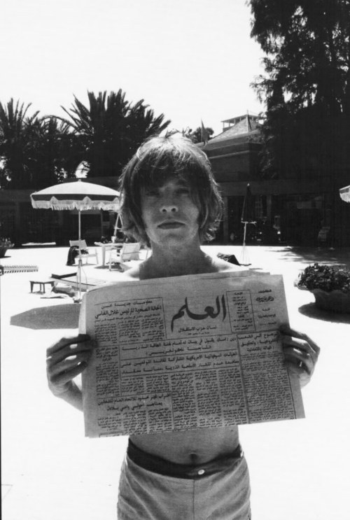 adham60: Brian Jones-Morocco-1968