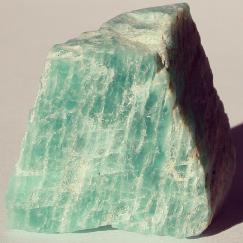 Gemstone of the Week: Amazonite! May this stone bring soothing thoughts, alleviate fear, and protect you against electromagnetic pollution.