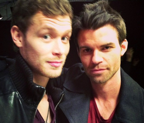 razelsalvatore:  THE ORIGINALS behind the scenes PICTURES :))) well among all of the new faces in this spin off series, i like Camille most of them :) and Marcel, BUT not in the series, i like him on twitter and off-Marcel character. he seems funny. haha :)
