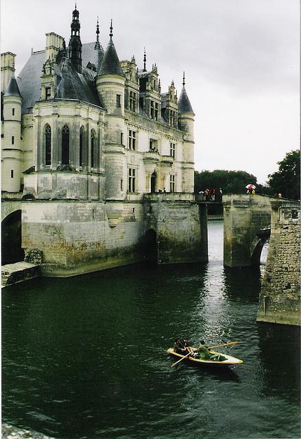 allthingseurope:  Chateau de Chenonceau, France (by bloomsday616)