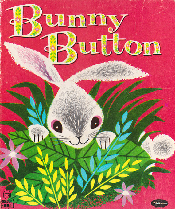 Bunny Button by Revena, illustrated by Bernice Myers