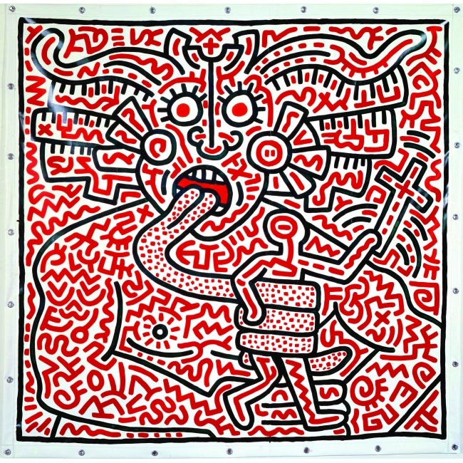 Keith Haring: A rebel with many causes