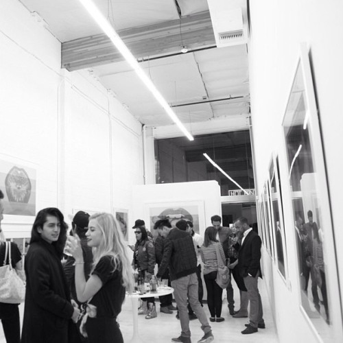 Great show!! At the factory telehinibition art Ramos Valencia thefactoryla.tumblr.com
