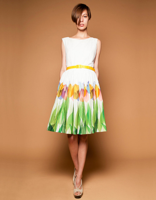 calivintage:  how pretty is the mrs. pomeranz spring 2013 collection? see more at calivintage!