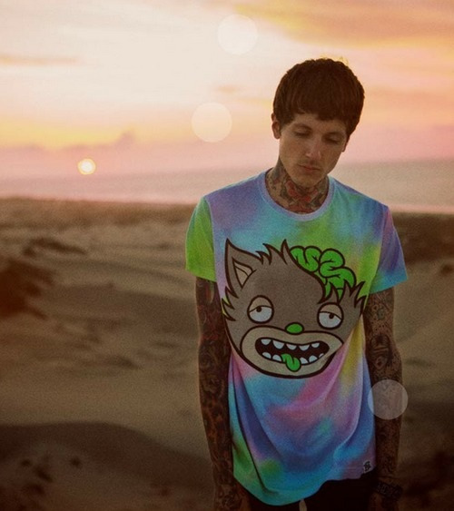 we-all-have-a-story:  Oliver Sykes.