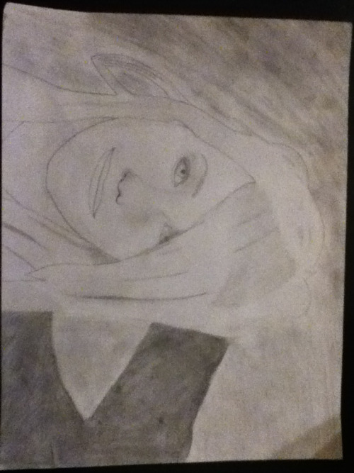 so I tried to draw Jenna :3