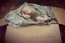 faithfullywaitingforhim:  My sons photo shoot today! I can't wait for him to meet daddy!