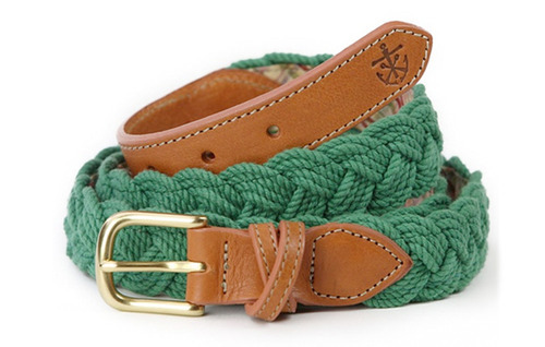spring braided belt