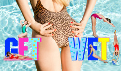 americanapparel:  GET WET. Click here to visit our online store and shop some of our favorites for the summertime!