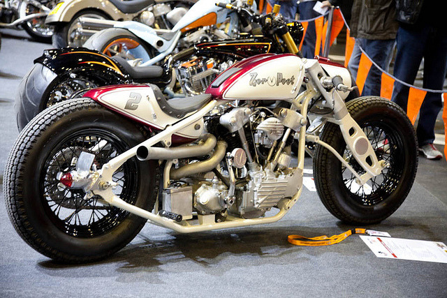 americabymotorcycle:  custom chrome show 2011 (3 von 258) by www.pixelfetisch.de on Flickr.