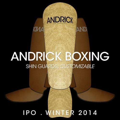 Andrick Boxing: IPO coming winter 2014. We love one off products and details that make it personal, so with our initial product offering we're making luxury affordable. #MuayThai #Boxing #Fitness #Healthy #Bangkok #Thailand