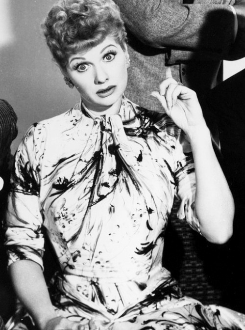 mariedeflor:  Lucille Ball photographed for Forever Darling, 1956