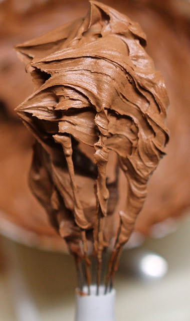 Just 2 Ingredients: Chocolate Buttercream Recipe
