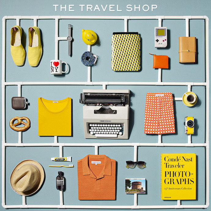 New: The Mr Porter Travel Shop