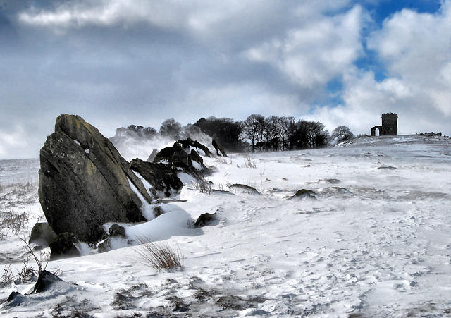 Windswept Bradgate on Flickr.