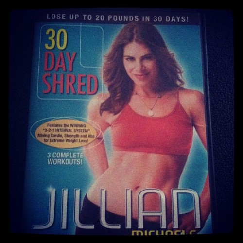 Help me Jesus. #jillianmichaels #30dayshred #fit #exercise #weightloss #workout
