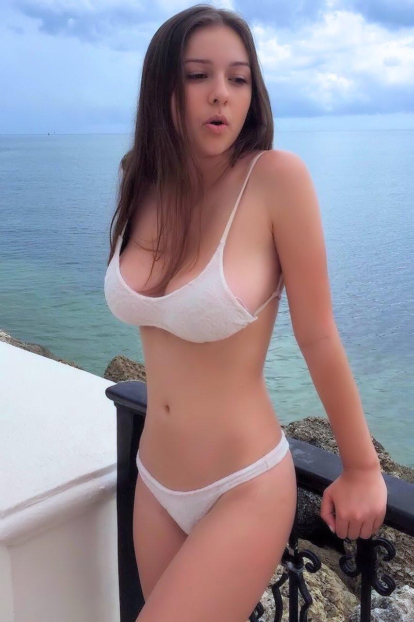 bikini t shirt