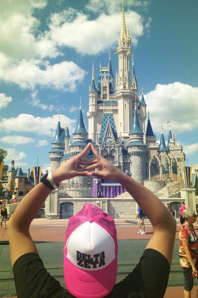 ΔΖ Dream Man @ Disney World! submitted by: venpacaa