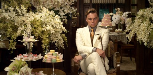 gatsbymovie:  Leonardo DiCaprio as Jay Gatsby in The Great Gatsby.  Prepare for the Summer of Gatsby - In Theaters May 10