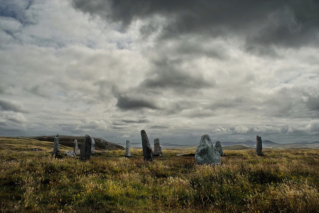 Callanish Stonecircle III on Flickr.Callanish Stonecircle III © Regina Hoer
