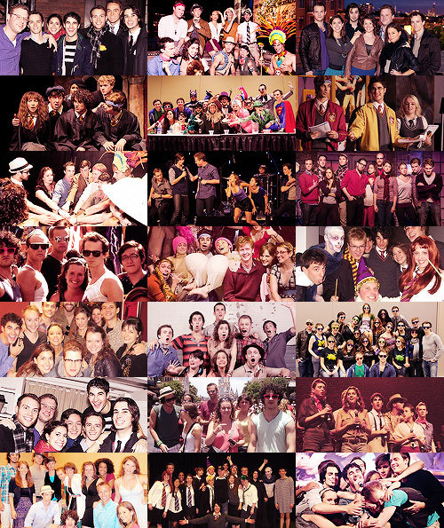 Team Starkid could do anything, and its loyal fan base would follow. The fact that they keep pushing themselves to write better, to sing better, to dance better, to perform better, is (for me, at least) a testament to how valuable they are as people and friends. That spark that started in college, the desire to have fun onstage with your friends, has not gone out, and it's what makes them great.""