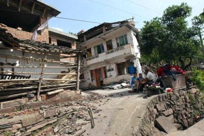 A deadly 6.6 magnitude earthquake struck China's Sichuan province today; our team is on the ground assessing damage & emergency relief needs. Read more.Photo: Reuters stringer, courtesy Thomson Reuters Foundation - AlertNet