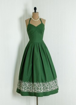 omgthatdress:  Dress 1940s Timeless Vixen Vintage