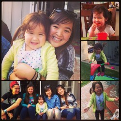 Spent the day at LBC and visited this cutie 👶 #sienna #cutie #2yearold #canhaveaconversationwithyou #longbeachlivin #smiley #somuchenergy