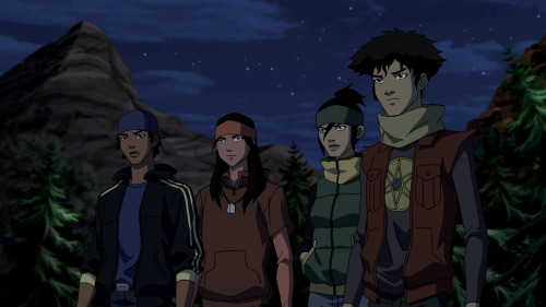 "Young Justice: Invasion ""Runaways"" Talkback (Spoilers)http://www.toonzone.net/forums/dc-animation-forum/301370-young-justice-invasion-runaways-talkback-spoilers.html"