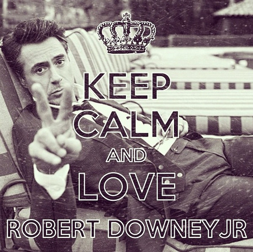 2013wonderdjnora:  Love Robert Downey Jr