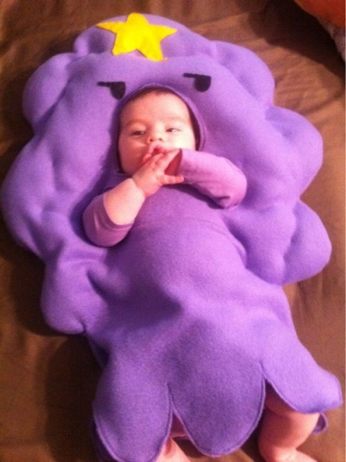 Baby Lumpy Space Princess Costume