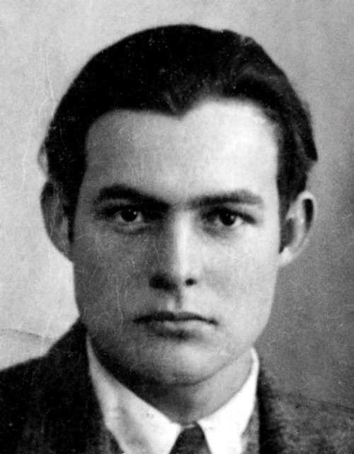 rubysun:  Young Ernest Hemingway was a total babe and a half