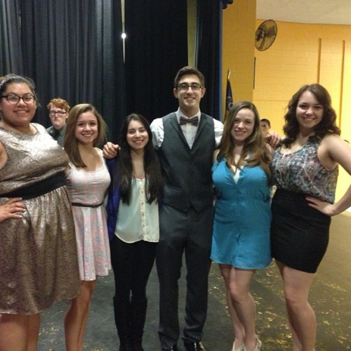 Senior Alumni 💕 Tri-M Ceremony