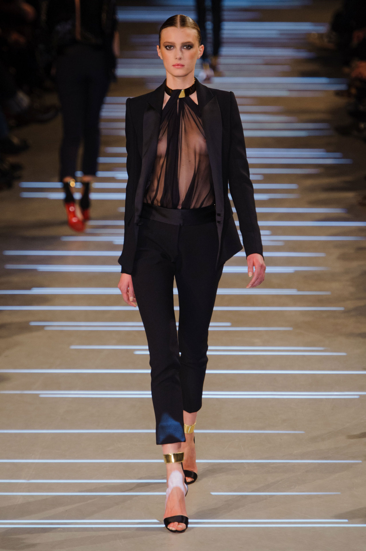 Model: Sigrid Agren - for Alexandre Vauthier Haute Couture Spring 2013