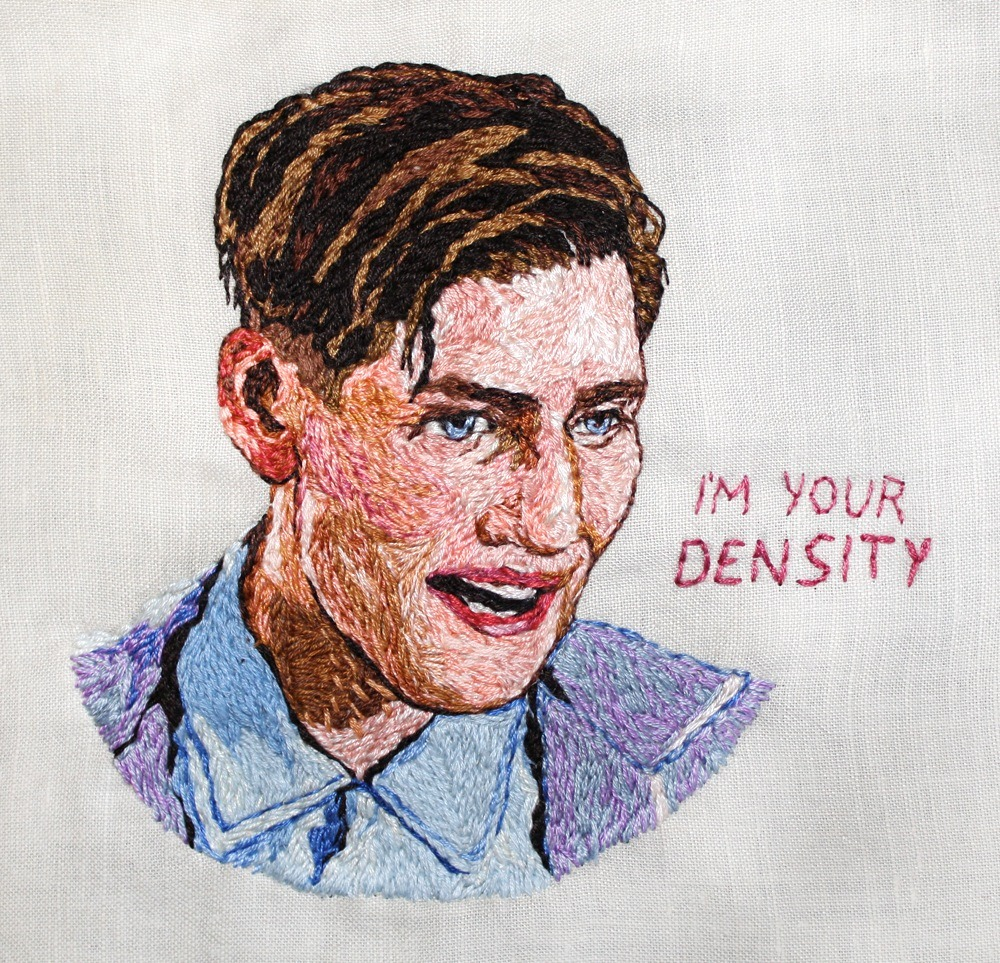 I'M YOUR DENSITY