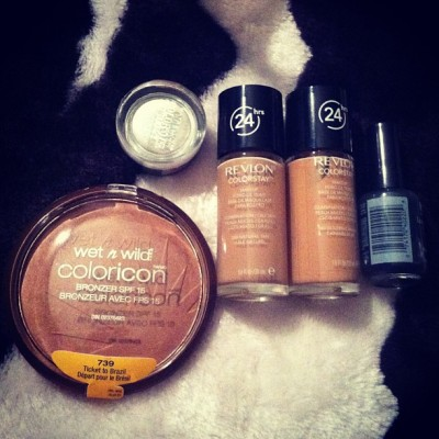 Little cvs haul. I loved the foundation formula but the colors look disgusting on me. Too dark, ashy, and beige even though they look yellow/orange. I need like something with a lot of yellow. I'm sad because now I don't have foundation for my party tomorrow :( do any ladies here know how the returns work at cvs? @kayydeemonroe @nessasarymakeup @brilliantbrntte @nymphette415
