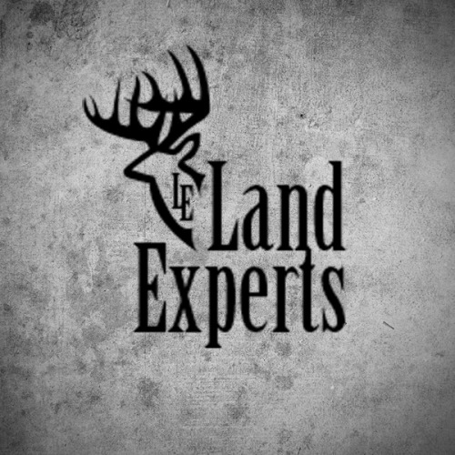 Logo design for Land Experts (hunting/recreational and tillable/farm land in Minnesota, Iowa and Wisconsin).  Visit their website at www.landexpertsllc.com ~  Carlos Jose Camus