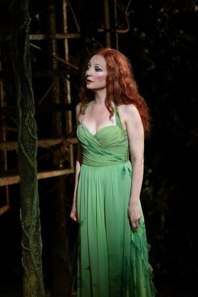 donnamurphydaily:  Donna Murphy as The Witch in Shakespeare in the Park's production of Sondheim's Into the Woods (2012)