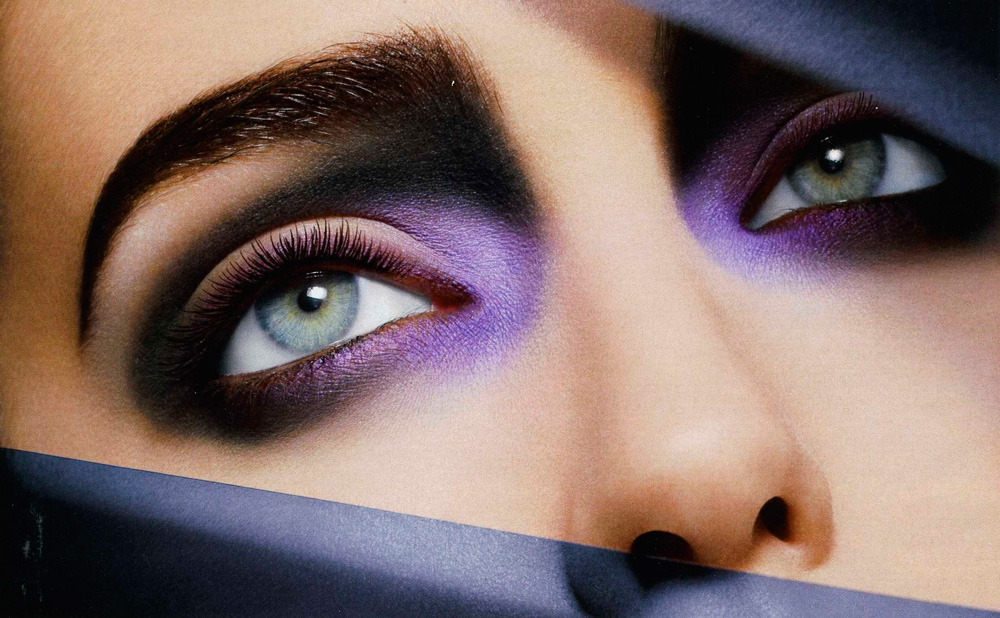 "IN THE SPOTLIGHT: KABUKI Meet the makeup master [[MORE]]  From Lady Gaga to Katy Perry to Michael Jackson, Kabuki has painted many a famous face. Not bad for a guy who first made his name known in the New York club scene thanks to his kooky style and makeup.  He then jumped onto the runways at Thierry Mugler, had a stint on set at Sex and the City, and a career was born. Of his SATC days, (a job he landed because stylist Patricia Field took a liking to him), the Brit expat says, ""I had been doing makeup at a very technically advanced state, but for Sex and the City it was doing it like at a department store. It definitely was a different kettle of fish.""  After a long pause, he adds, ""The whole thing was just weird. I really didn't have any sort of resume before that—I was just trying to do everything I could not to blow it. No one even knew what the show was at that point.""These days, he's busy with Harpers Bazaar, Elle, and major celebrity clients. ""With Lady Gaga, I immediately felt like I had known her. She reminds me of a lot of people I know,"" he says. ""The biggest shock was Michael Jackson, that was completely out of the blue. It was so freaky, you know? It feels like you are just in a movie."" More recently, he worked with photographer Brigitte Niedermair on CR Issue 2, which was a bit more straightforward than a Jackson job. ""I had worked with Carine before, it was nice that she requested me. It was just about figuring out the mood and the range I could play around with, it wasn't too tricky,"" he says.   It's his work in the realm of fantasy that they really flock to him for. His background as a painter is certainly a factor in his specialty. ""You have to know when to leave things out. You can't have everything. If you put everything in, nothing gets highlighted,"" he says. Citing icons like Grace Jones, David Bowie, and Cher as his ongoing sources of inspiration for his work, he explains, ""When I do something considered fantasy, it never feels heavy or forced. Instead of looking like Halloween, it's beautiful.""  Photography courtesy Kabuki"
