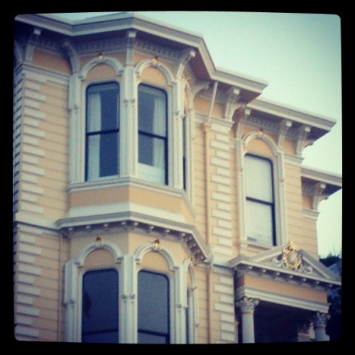 Susan B Anthony used to live here! #history, #SFLove