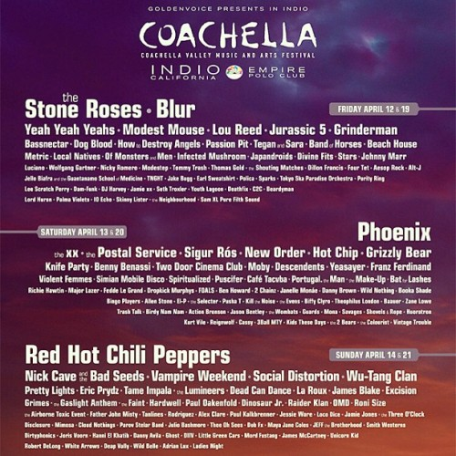 Today's activity #COACHELLA #thatisall #Californialove #420