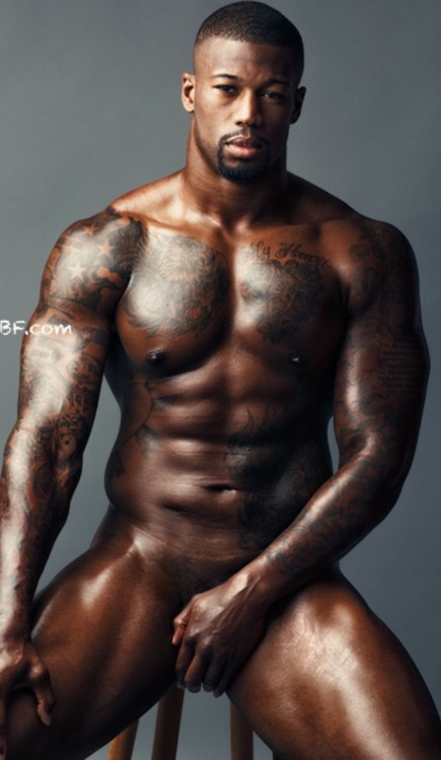 Obsessed With Hot Black Men-3282
