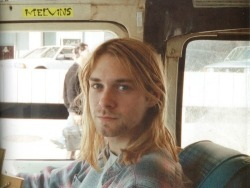 overdoithaveafit:  Someone asked me for my favourite picture of Kurt, here it is, he looks so beautiful, I just want to know what he was thinking at that moment.