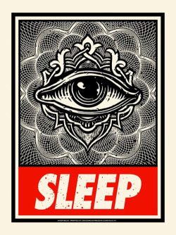serialthrill:  Sleep