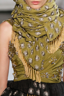 bergdorfgoodman:  Altuzarra up close.